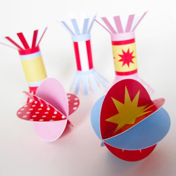 Paper Cat Toy Balls