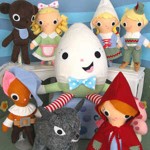 Storybook Soft Toys Collection