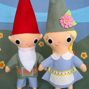 Gnome Dolls